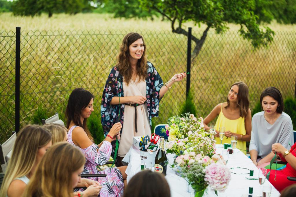 warsztaty wieczór panieński wianki ślub wesele